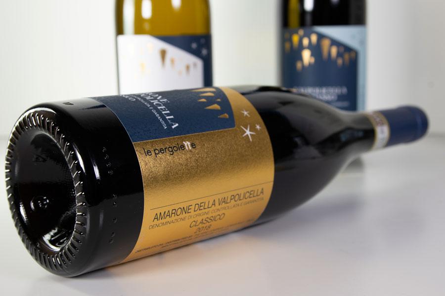 etichette autoadesive per il vino