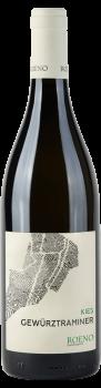 l'etichetta dei vini di Roeno